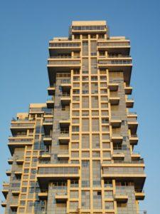 copropriété immeuble.