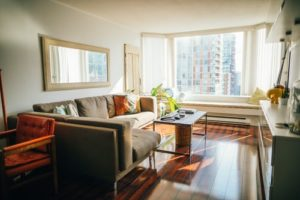Une copropriété dans un appartement
