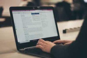 Ecrire un blog thématique