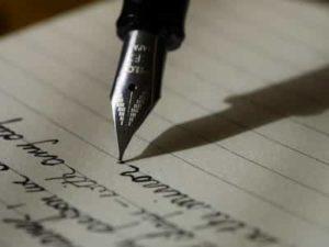 Écrire un e-book